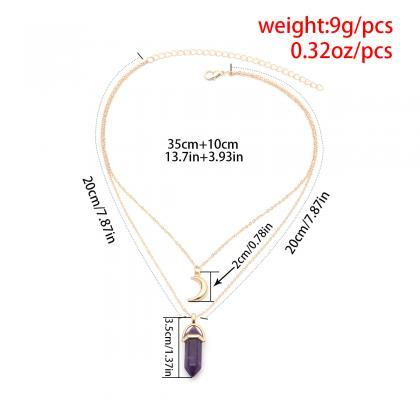 The Moon Crystal Multilayer Clavicl..