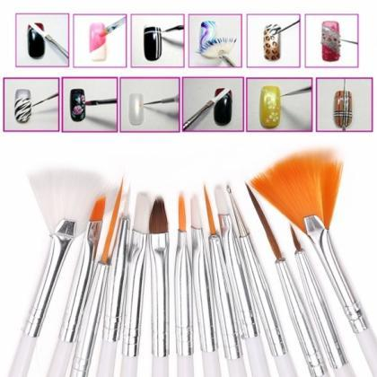 20pcs Nail Art Design Set Dotting P..