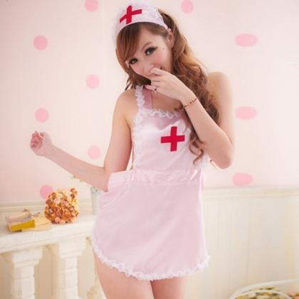 Sexy Costumes Cosplay Nurse Uniform..