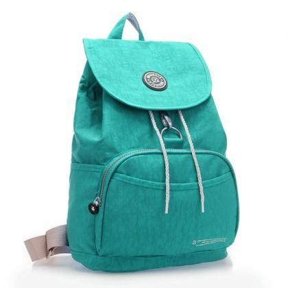 New Unisex Nylon Backpack Waterproo..