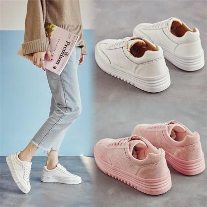 Simple Fashion Increased Lace Up Th..