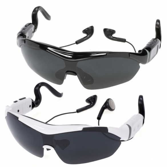 Sunglasses Bluetooth Voice Control Touch Control Talk Function Headset Micphone Smart Glasses