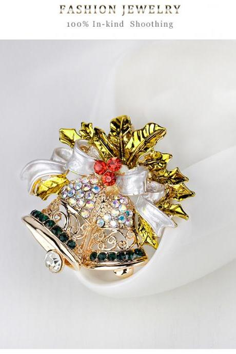 Selling high-end bow brooch bells