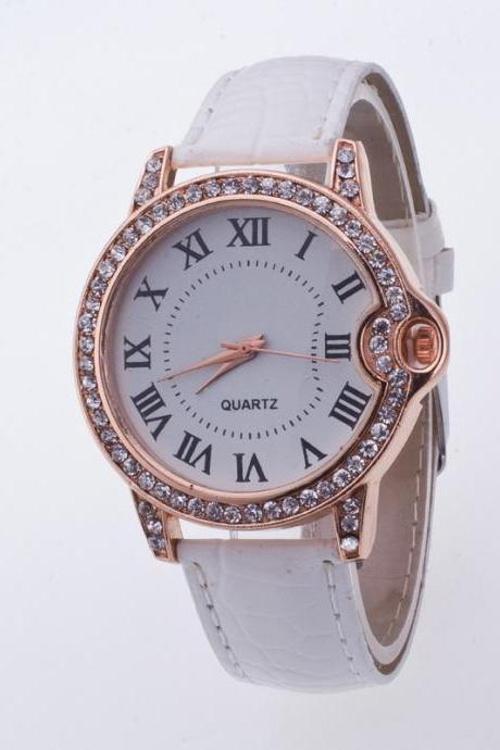 Classic Hollow Out Quartz Watch