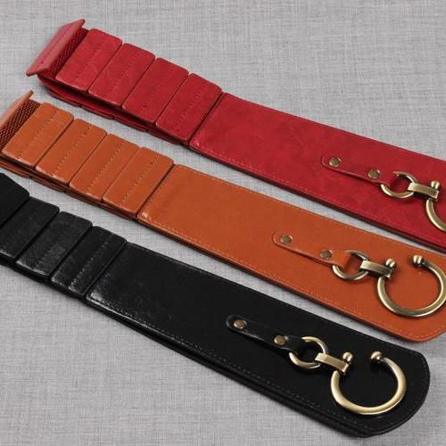 Anti-scratch Women's Trim Belt