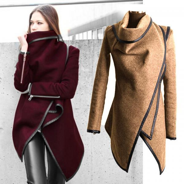 Thickening Casual Jacket Coat Overcoat
